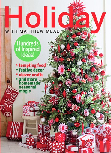 Holiday with Matthew Mead Magazine