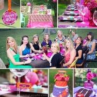 40th Birthday Party © LivingLocurto.com