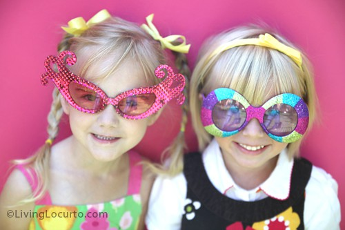 Pink Birthday Party - Photo Challenge Submission