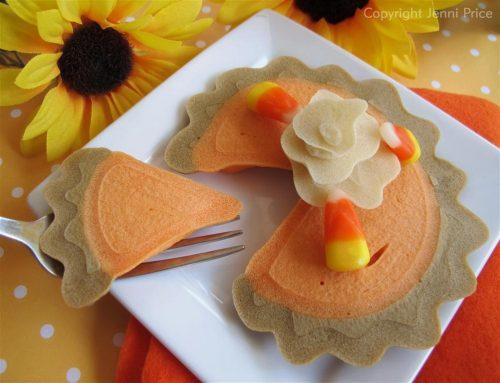 Pumpkin Pie Pancake - Recipe & FREE Printable Tutorial. LivingLocurto.com