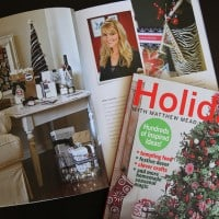 Party Printables as seen in Matthew Mead Holiday Magazine