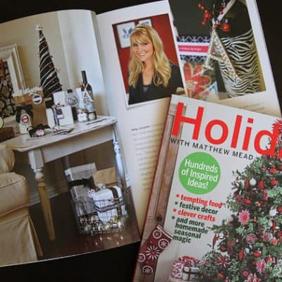 Holiday Gift Tag Collection – Magazine Feature