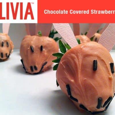 Olivia the Pig Recipe | Party Food Idea