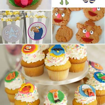 The Muppets Party Ideas {Free Party Printables}