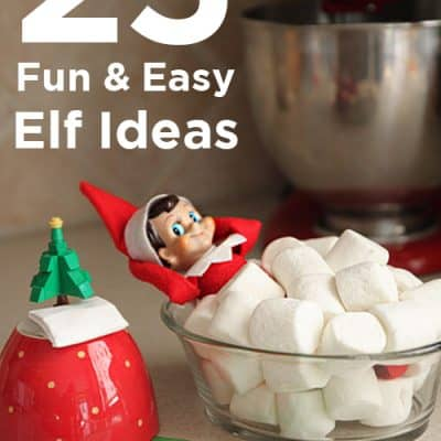 25 Elf On The Shelf Ideas | Free Printable Posing Guide