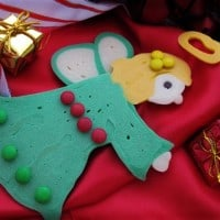 Christmas Angel Pancake Recipe