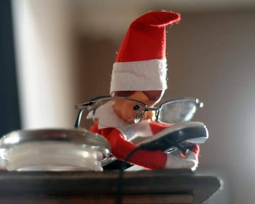 25 Elf On The Shelf Ideas! Fun for #Christmas. LivingLocurto.com