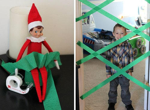 25 Elf On The Shelf Ideas! Fun for Christmas. LivingLocurto.com