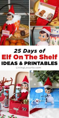 Best Elf on the Shelf Ideas and Printables