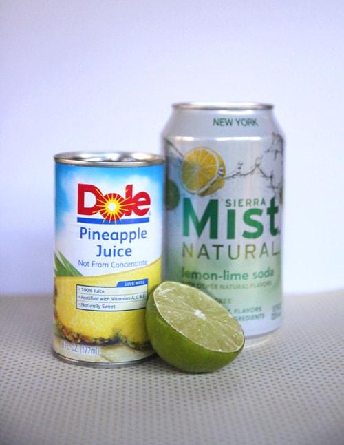 sierra mist easy drink recipe