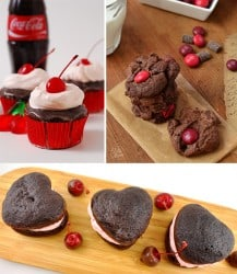 Cherry Chocolate Recipe Ideas