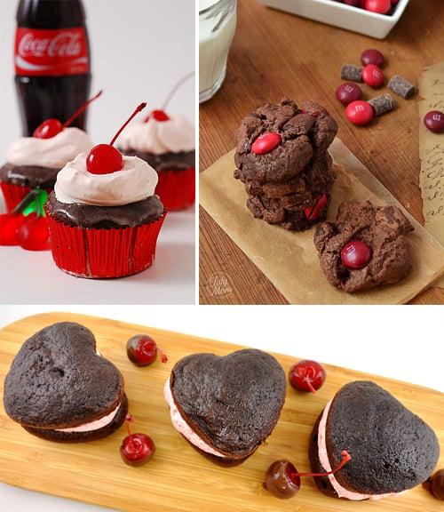 Cherry Chocolate Recipe Ideas