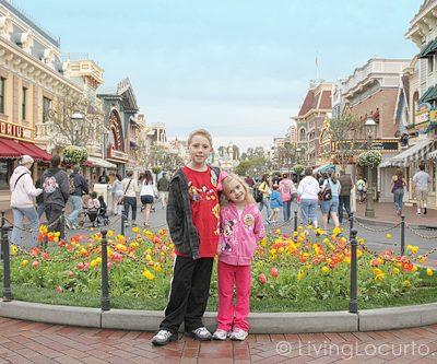 Trip to Disneyland