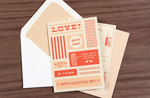 Free Valentine cards & coupons
