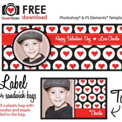 Free Valentine's Day Photo Templates