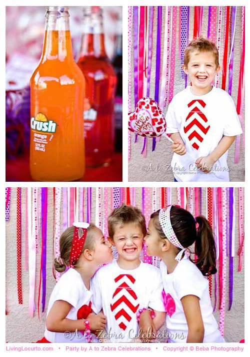 Valentines Day Party Ideas with Cute Free Party Printables.