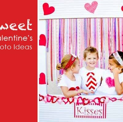 Valentine's Day Photo Ideas