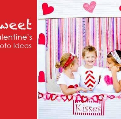Valentine's Day Photo Ideas