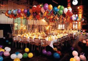 balloons - party decorations