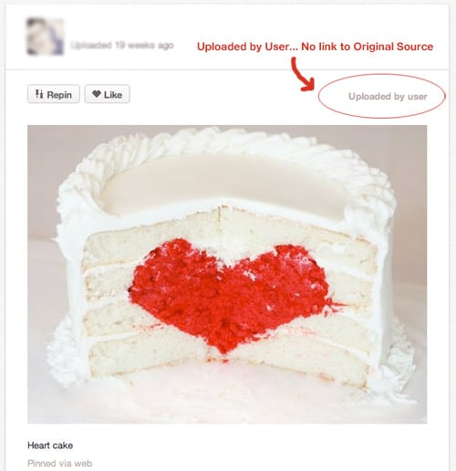 Amanda's Heart Cake