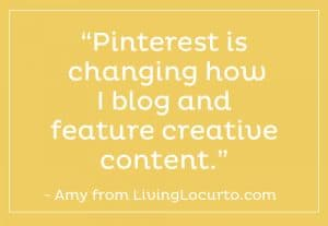 Pinterest Changing How I Blog