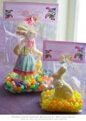 Easter Bunny Craft - DIY Gift