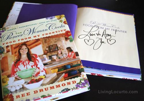 The Pioneer Women Cook Book
