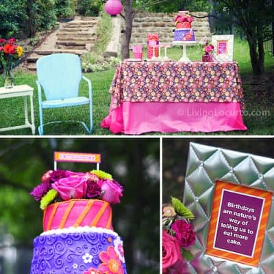 $100 Giveaway for Party Printables