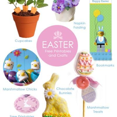 35 Best Easter Recipes and Crafts