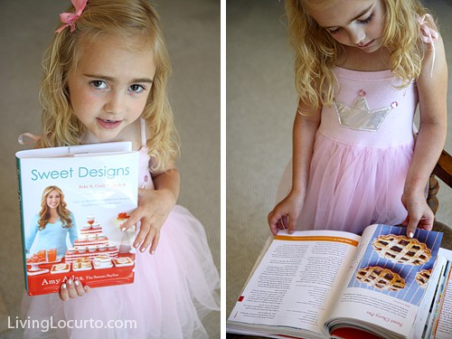 Sweet Designs Book Giveaway