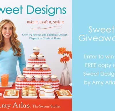 Sweet Designs by Amy Atlas {Giveaway}
