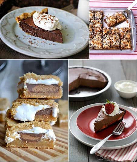 Chocolate Recipes and Pie