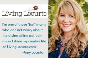 Living Locurto - Free Printables, Recipes, Crafts and Party Supplies
