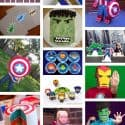 The Avengers Craft & Party Ideas {Free Printables}