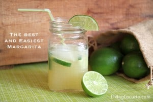 Cinco de Mayo Party Ideas - Margarita Recipe