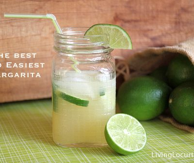 Easy Margarita Recipe in a Jar