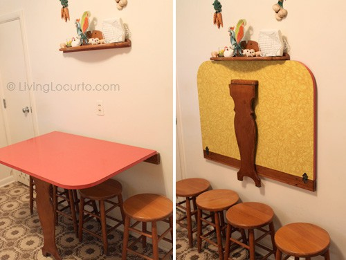 House Tour - Grandma's Kitchen - Retro 1950s - Living Locurto