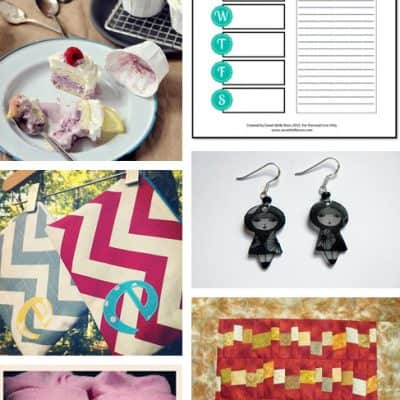 DIY Projects – Living Creative Round-Up