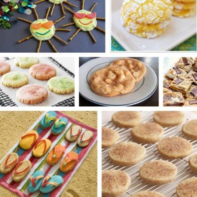 10 Simple Summer Cookie Recipes