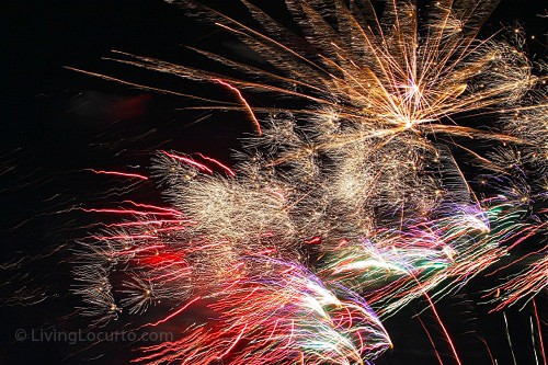 4th of July | Fireworks | Living Locurto