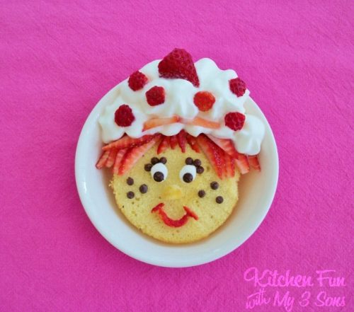 Strawberry Shortcake Cake | Living Locurto | Fun Food