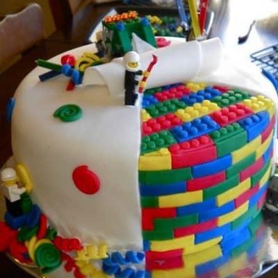 Amazing Lego Cakes