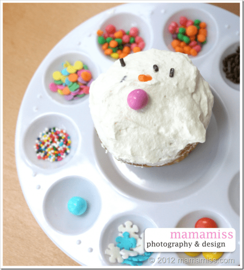 Fun food | cupcake decorating idea | #LivingCreative Thursday |  Living Locurto