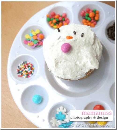 Fun food   cupcake decorating idea   #LivingCreative Thursday    Living Locurto