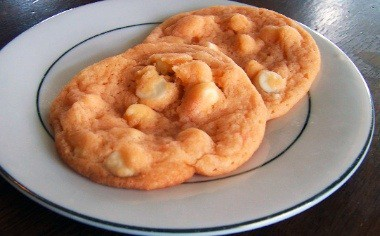 10 Simple Summer Cookie Recipes - dreamsicle cookies