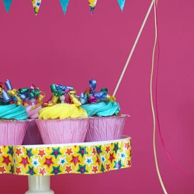6 Party Decorating Ideas with Duct Tape