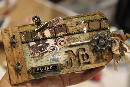 Tim Holtz Art - Living Locurto