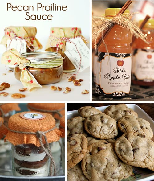 Fall Homemade Treats for Gifts - Featured on Living Locurto