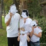 Diary of a Wimpy Kid – DIY Family Halloween Costumes