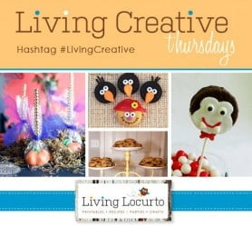 #Halloween Fun Food Ideas. #LivingCreative Thursdays on Living Locurto